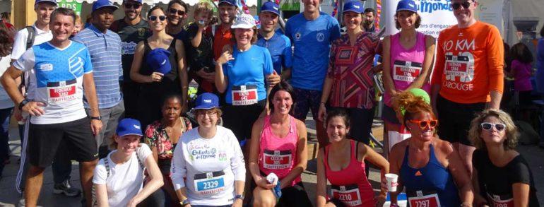 Courez pour Enfants du Monde à la Run2Run!